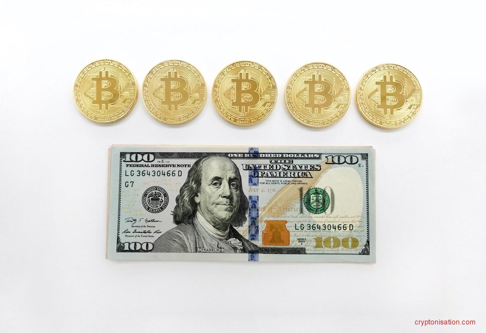 Криптовалюта может выступать как защитный актив во время кризисов